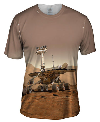 NASA Mars Rover Space