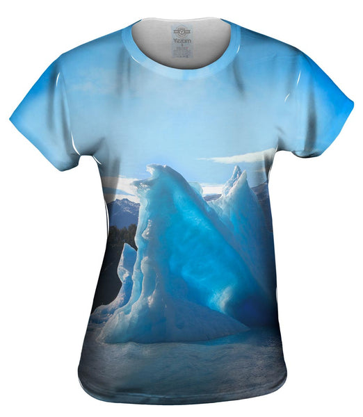 Patagonia Argentina Glaciers Womens Top