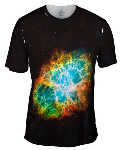 Crab Nebula Space Galaxy