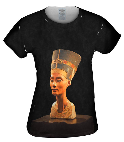 Nofretete Neues Egyptian Museum Womens Top
