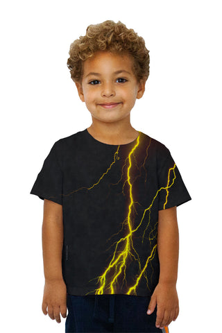 Kids Lightning Storm Yellow
