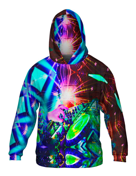Edm Bump Up The Music Mens Hoodie Sweater