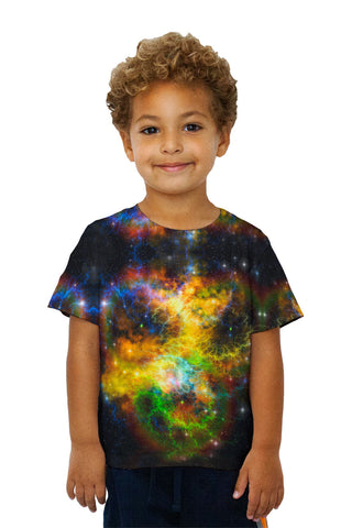 Kids Space Galaxy Ribbon
