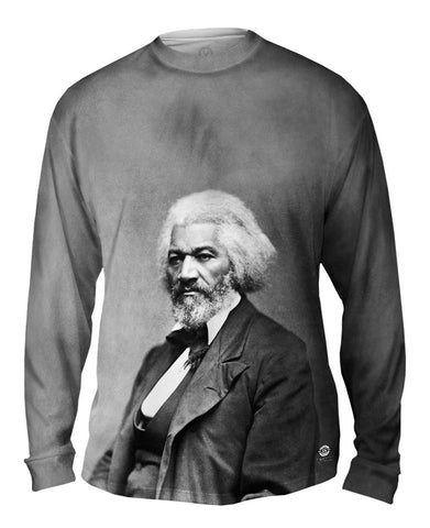 Yizzam American Icons Roosevelt and Muir Tshirt Mens Long Sleeve