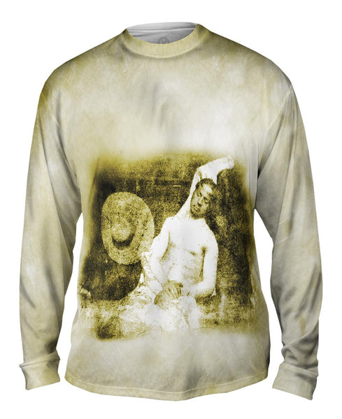 Drowned Man Mens Long Sleeve