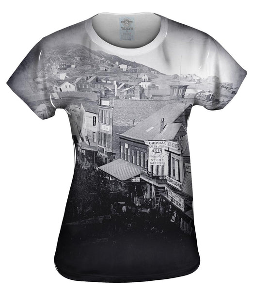 Montdomery Street San Francisco Womens Top