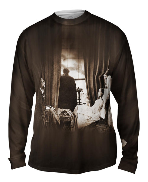 Fading Away Mens Long Sleeve