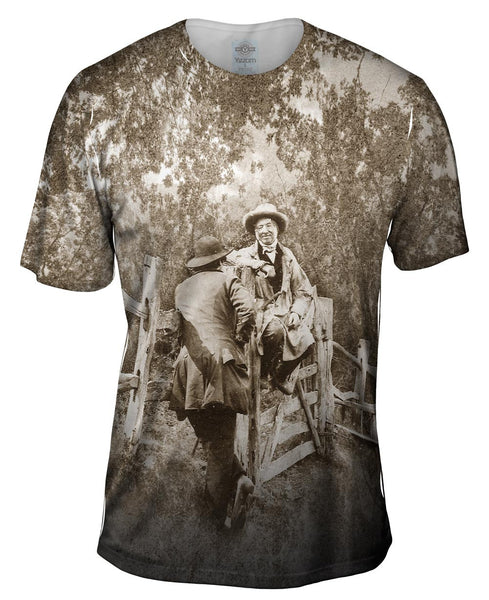 Rev The Country Stile Mens T-Shirt