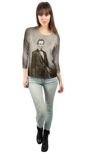 The Lincoln Cooper Union Womens 3/4 Sleeve