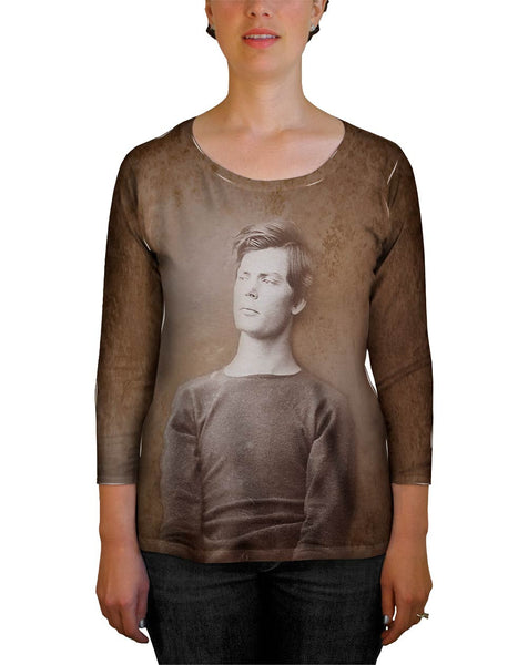 Lewis Payne One Of The Lincoln Conspirators Before His Execution Womens Tank Top