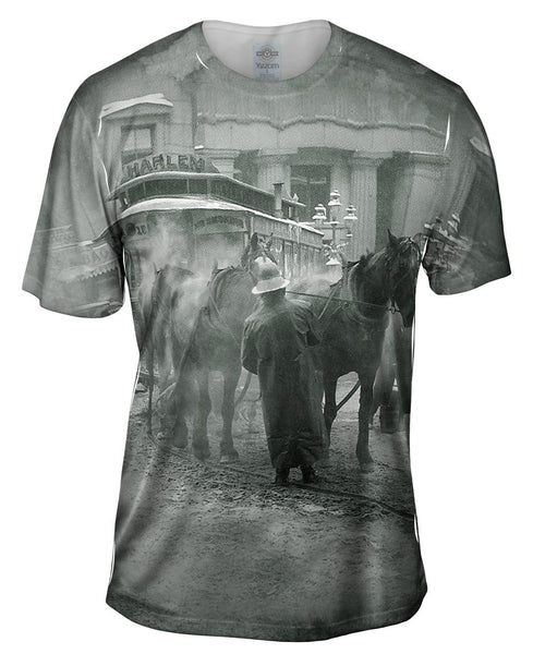 The Terminal New-York Mens T-Shirt