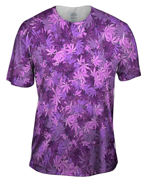 Purple Haze Legalize It Mens T-Shirt