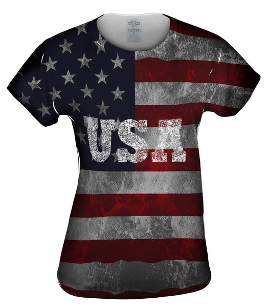 Dirty Usa Womens Top