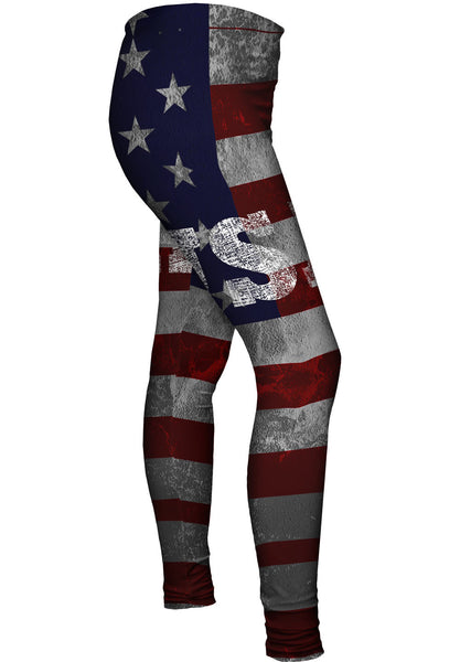 Dirty Usa Womens Leggings