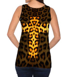 Cross Leopard Animal Skin