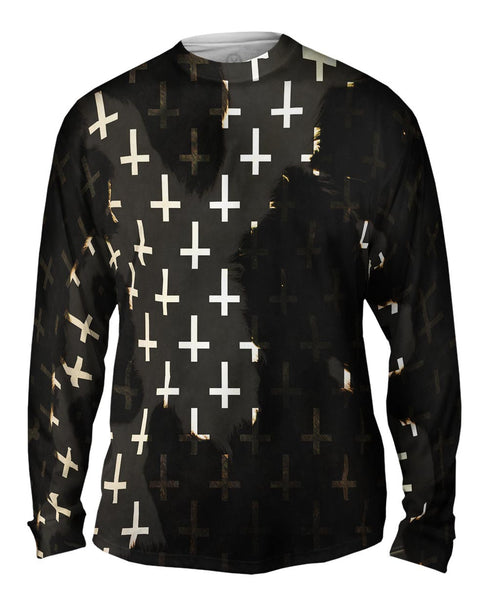 Cow Cross Of St Peter Mens Long Sleeve