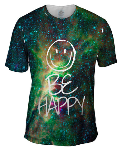Out Of This World Be Happy Space Galaxy