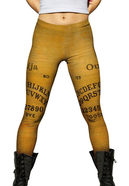 Ouija Board Womens Leggings