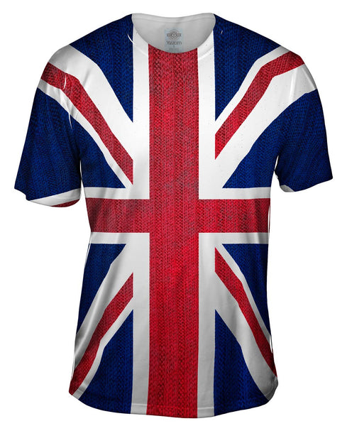 Union Jack Mens T-Shirt