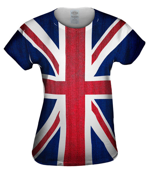Union Jack Womens Top