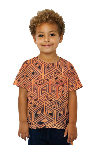 Kids African Tribal Kuba Cloth