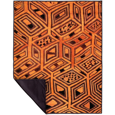 African Tribal Kuba Cloth
