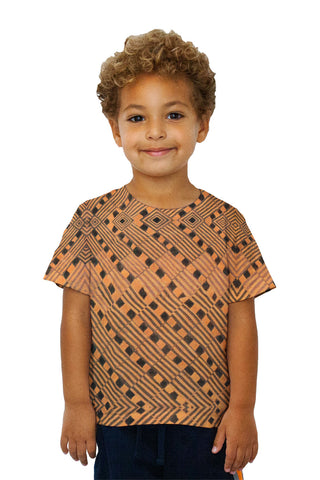Kids African Tribal Rain Cloth