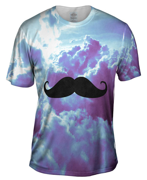 Daydreaming About Moustache Hipster Mens T-Shirt