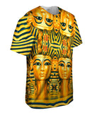 King Tut Reincarnation Black Stripes Copy