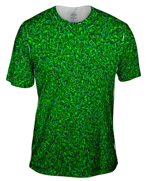 Emerald City Bling Mens T-Shirt