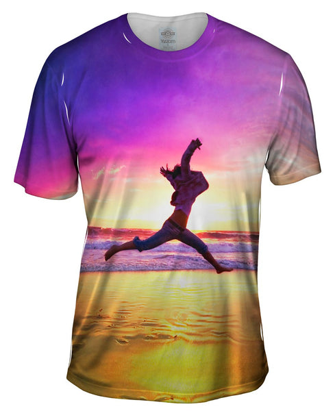 Kids Free Spirit Mens T-Shirt