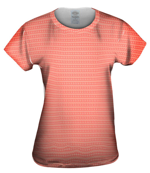 Tribal Pink Lovers Dream Womens Top