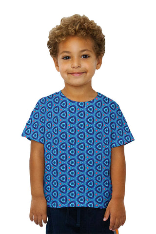 Kids Blue Sky Murano Pattern