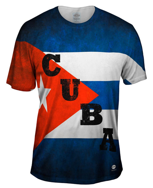 Dirty Cuba Mens T-Shirt