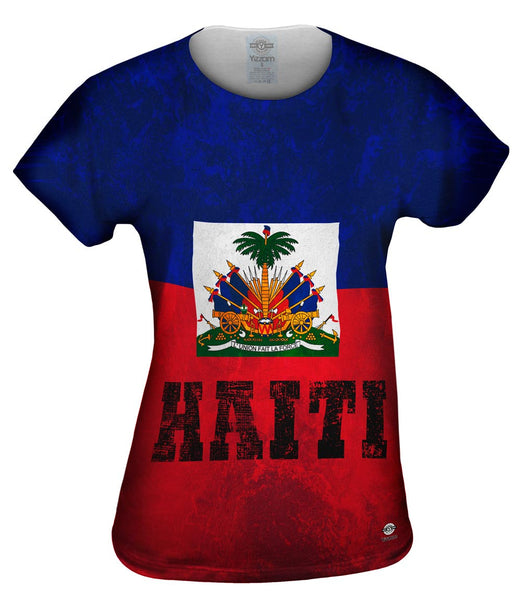 Dirty Haiti Womens Top