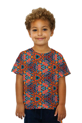 Kids Citrus Glow Pattern