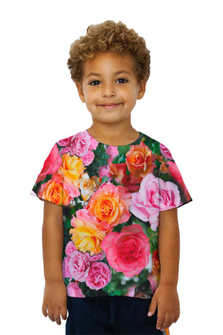 Kids Bright Day Rose Bouquet