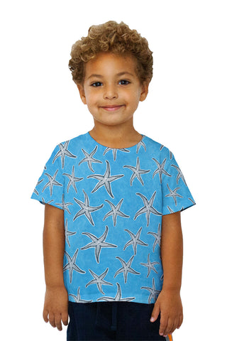 Kids Bubbly Starfish Light Blue