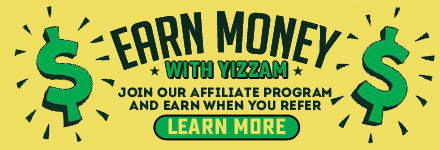 Earn Money Referring Yizzam