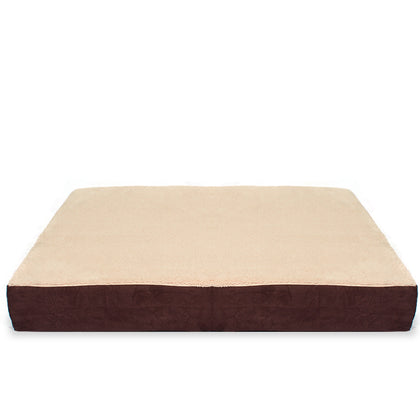 Replacement - Cover Rectangular Dog Bed PLUSH
