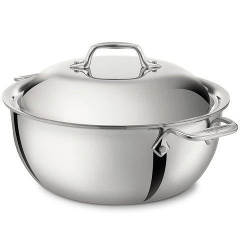 All Clad D5  5.5Qt. Dutch Oven