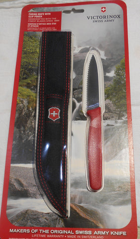 Victorinox Paring Knife and Case