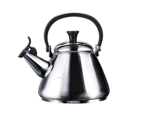 Le Creuset Kone Stainless Steel Whistling Kettle