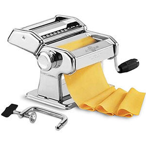 Atlas Pasta Machine Stainless Steel