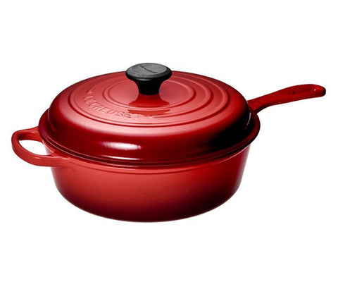 Le Creuset Saute Covered