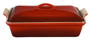 Le Creuset Heritage Rectangular Covered Casserole