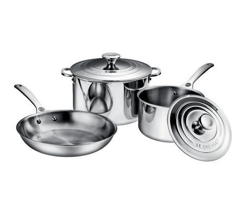 Le Creuset 5 Piece Set