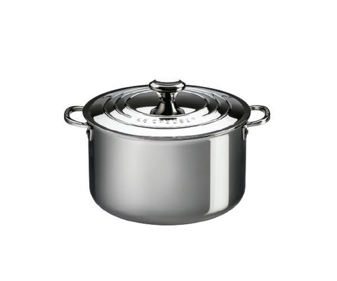 Le Creuset Stainless Steel Casserole 3.8 Lt.