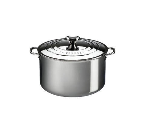 Le Creuset Stainless Steel Stock Pots
