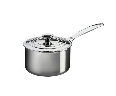 Le Creuset Stainless Steel Sauce Pans